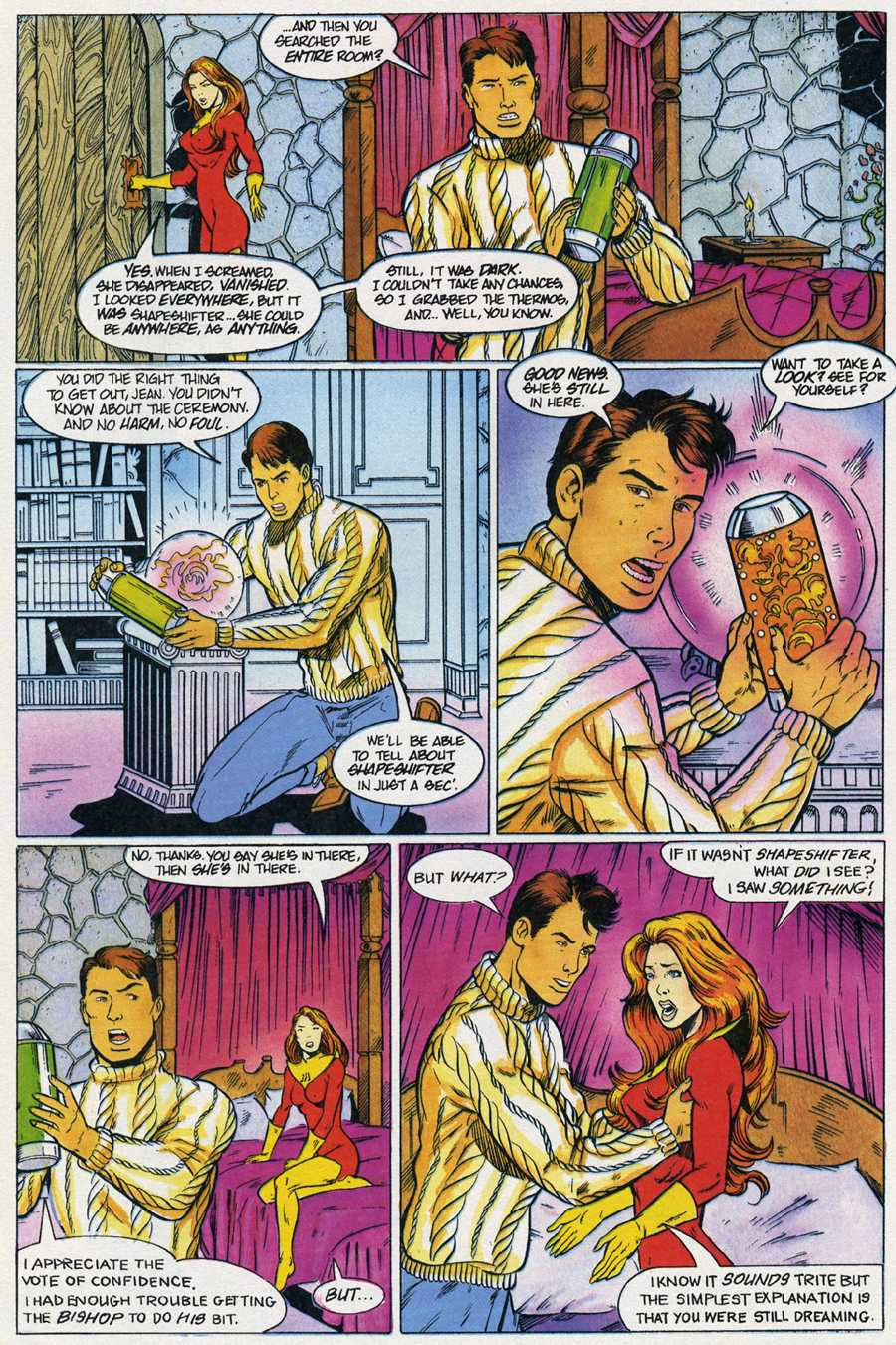 Read online Elementals Sex Special comic -  Issue #4 - 22