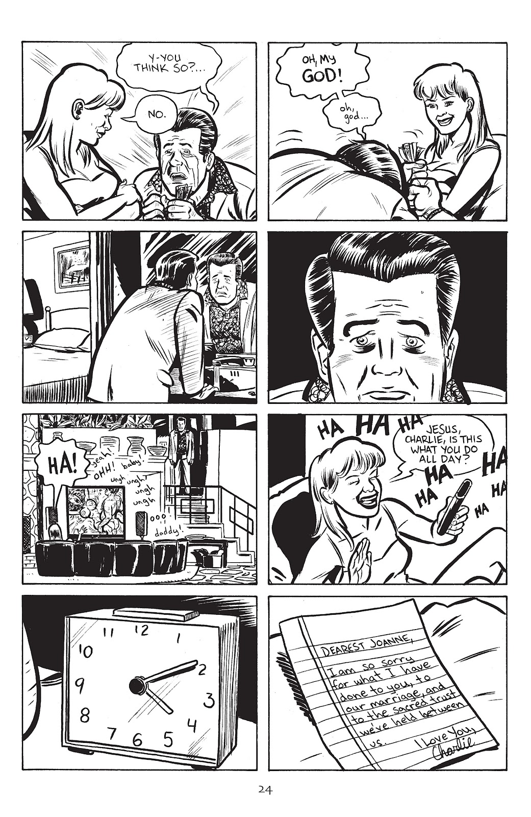 Stray Bullets Issue #22 #22 - English 26