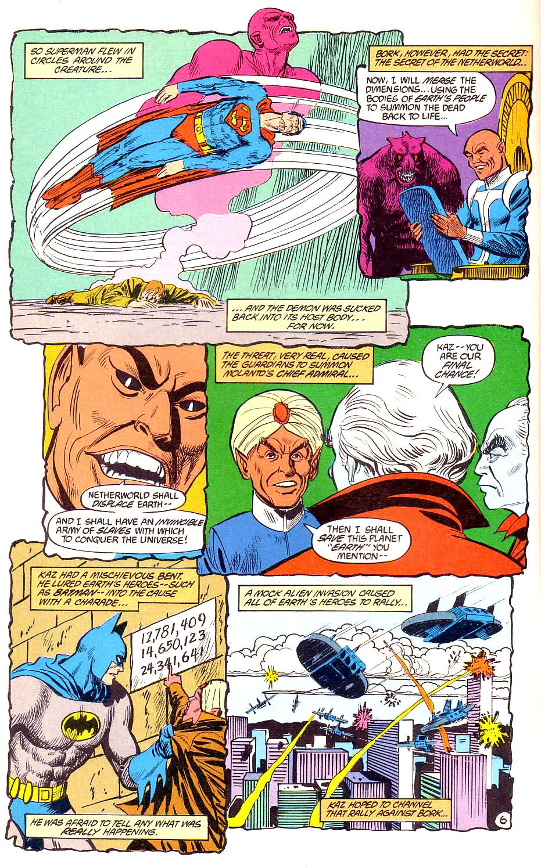DC Challenge #12 #12 - English 7