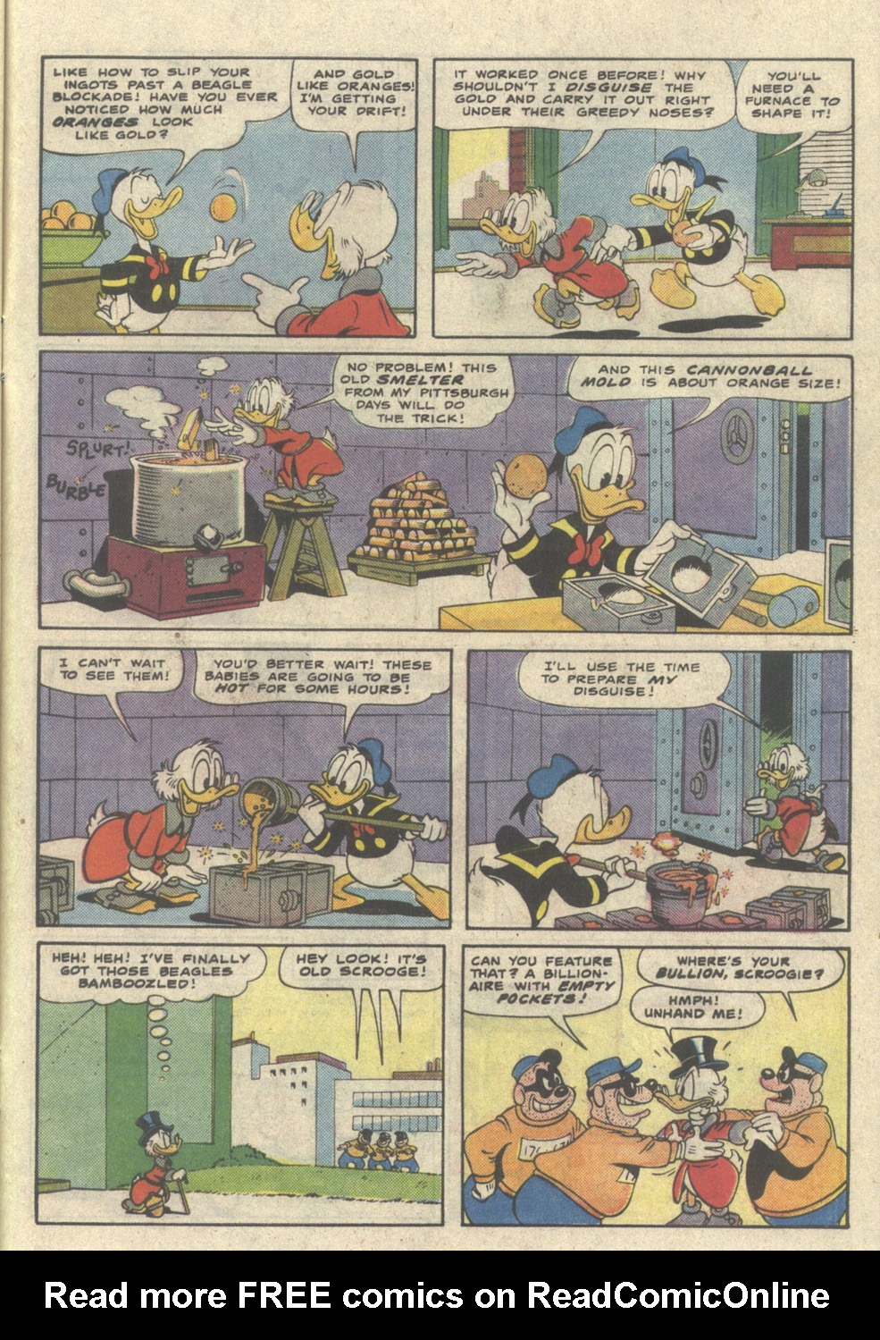 Uncle Scrooge (1953) Issue #225 #225 - English 29