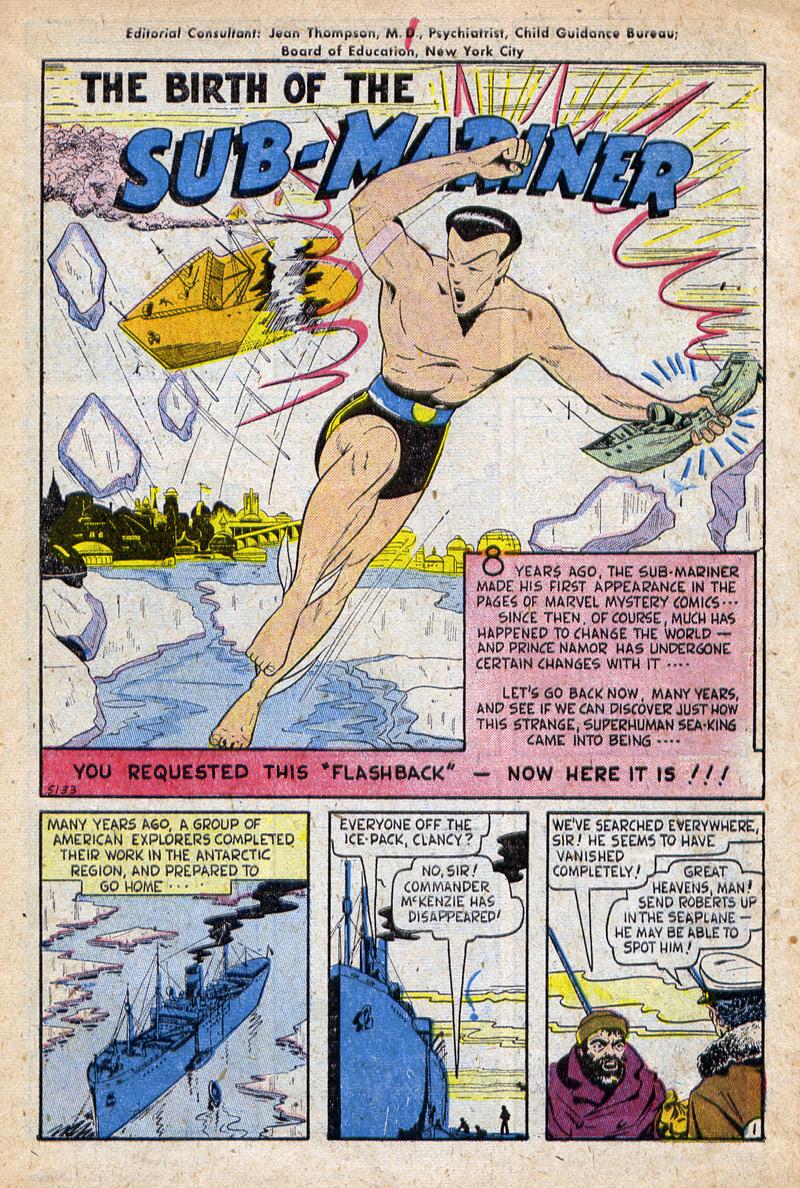 Sub-Mariner Comics #32 #32 - English 3