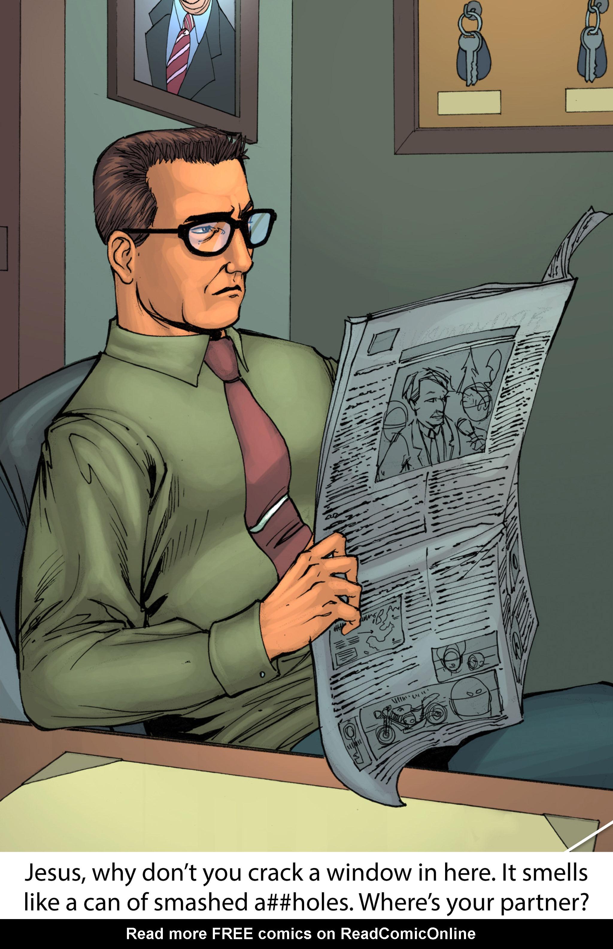 Read online Z-Men comic -  Issue #1 - 62