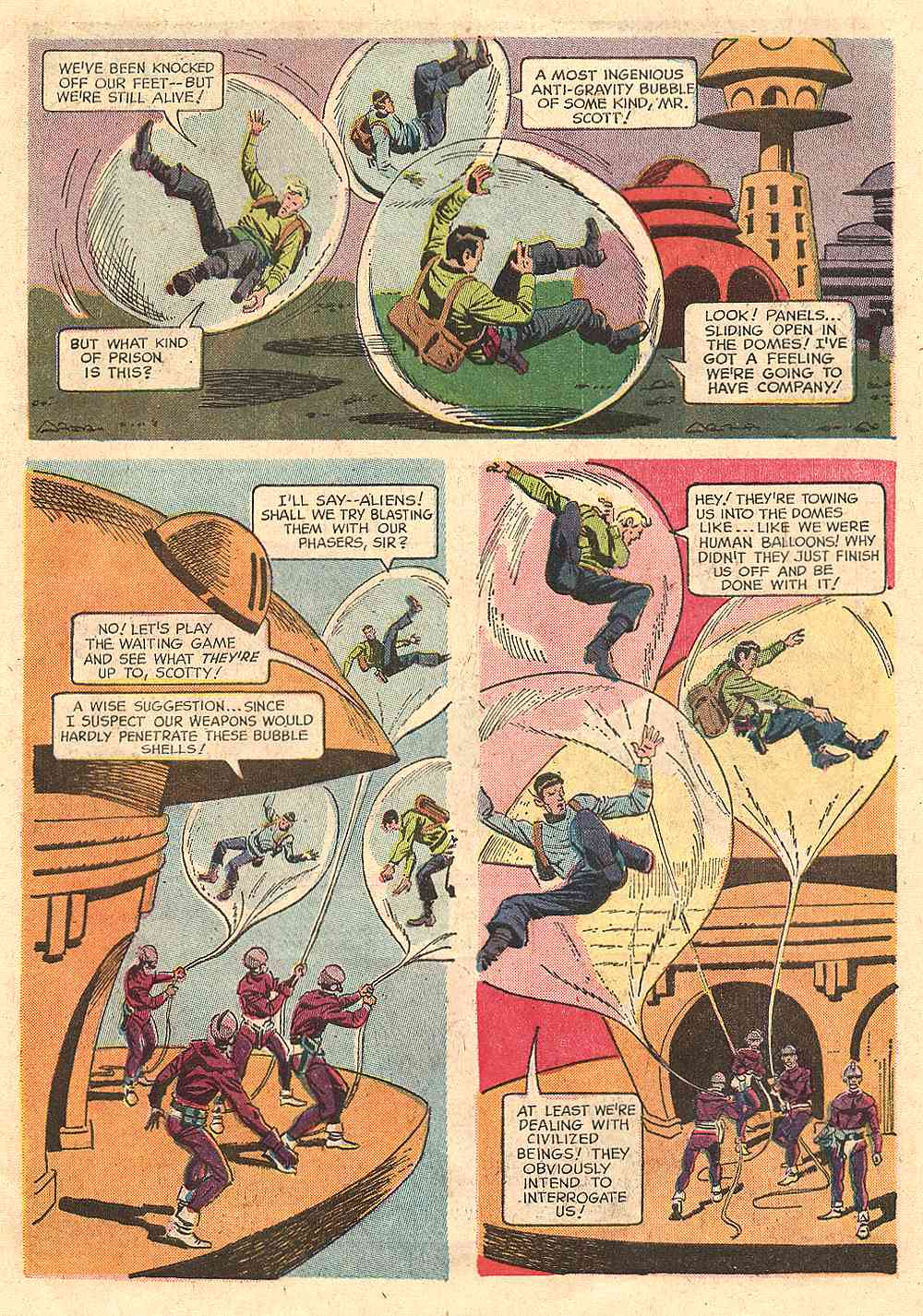 Star Trek (1967) Issue #6 #6 - English 6