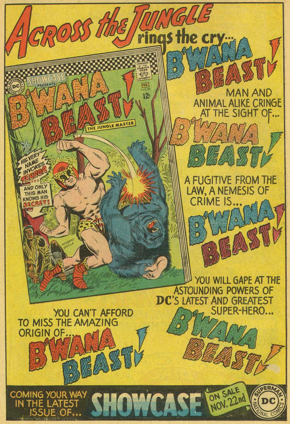 Aquaman (1962) Issue #31 #31 - English 22