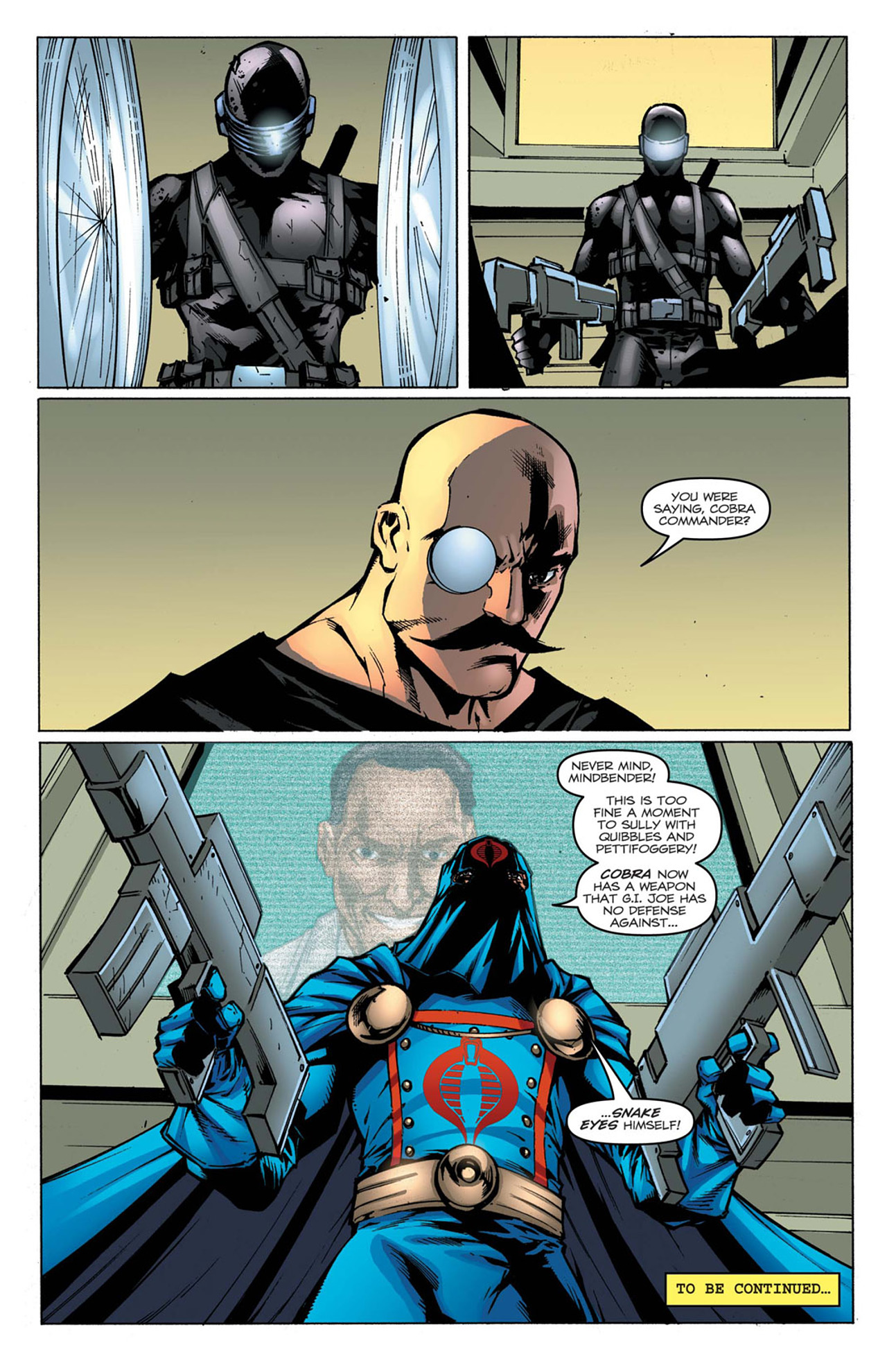G.I. Joe: A Real American Hero 160 Page 25