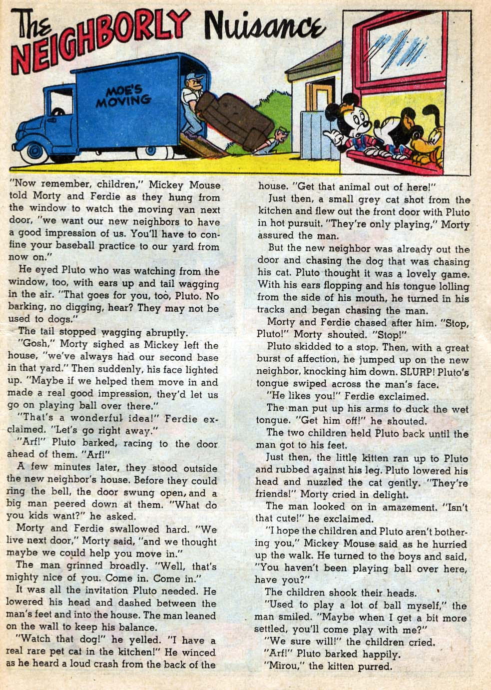 Uncle Scrooge (1953) Issue #35 #35 - English 25