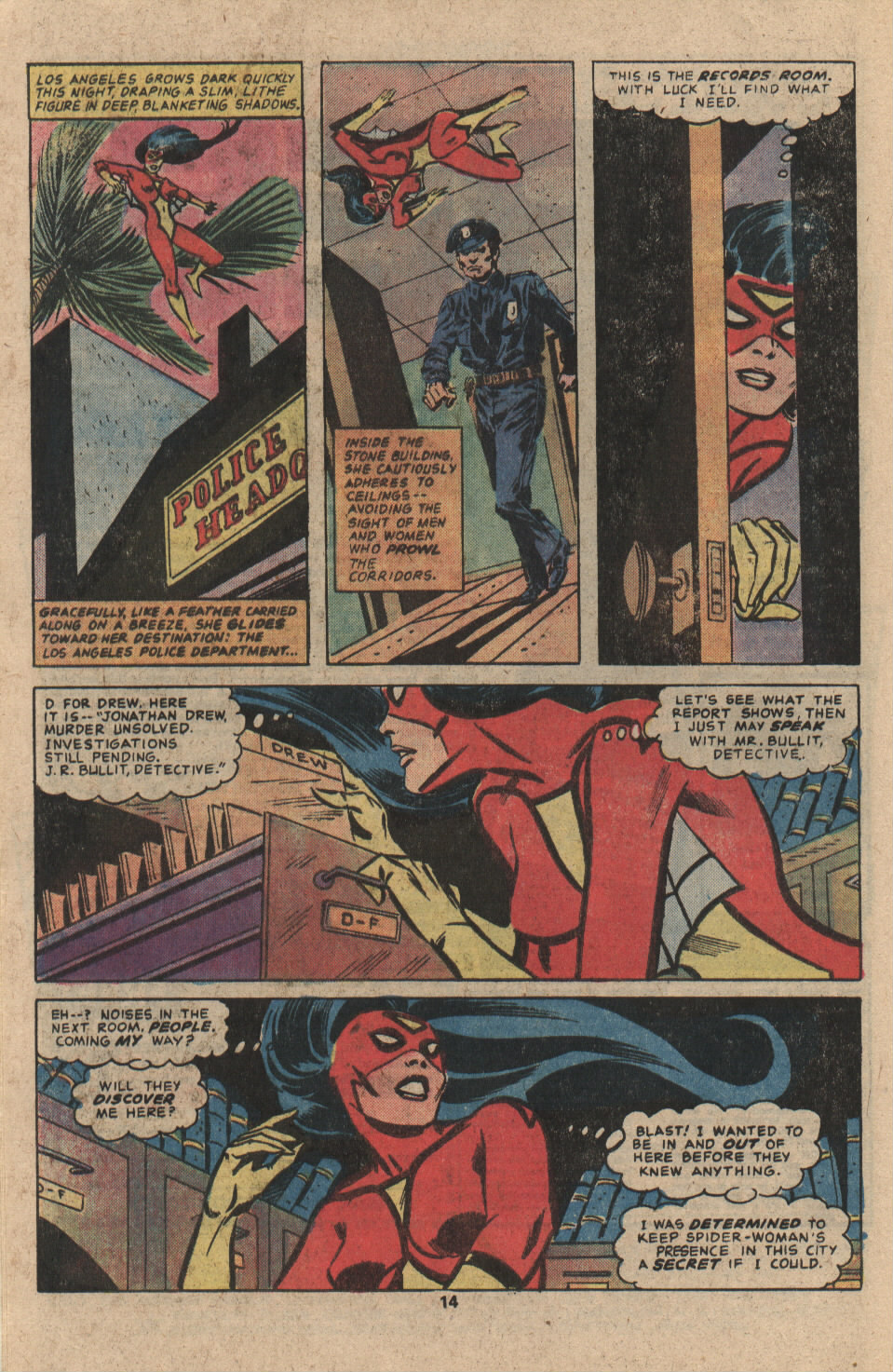 Spider-Woman (1978) Issue #3 #3 - English 9