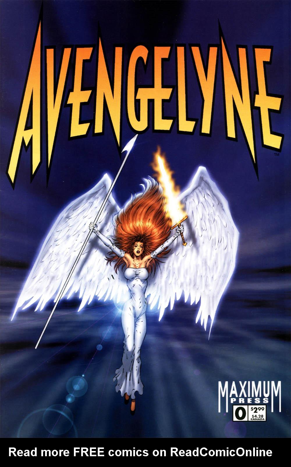 Avengelyne (1996) 0 Page 1
