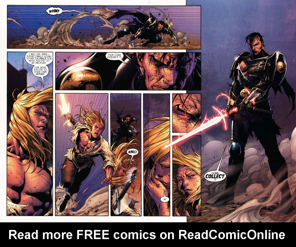 Read online Scion comic -  Issue #25 - 23