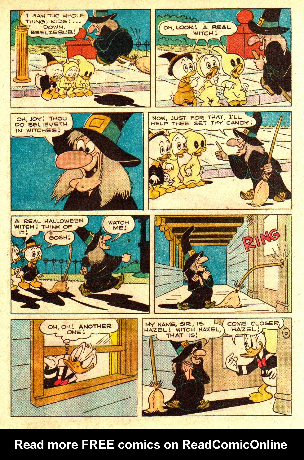 Read online Walt Disney's Donald Duck (1952) comic -  Issue #26 - 9