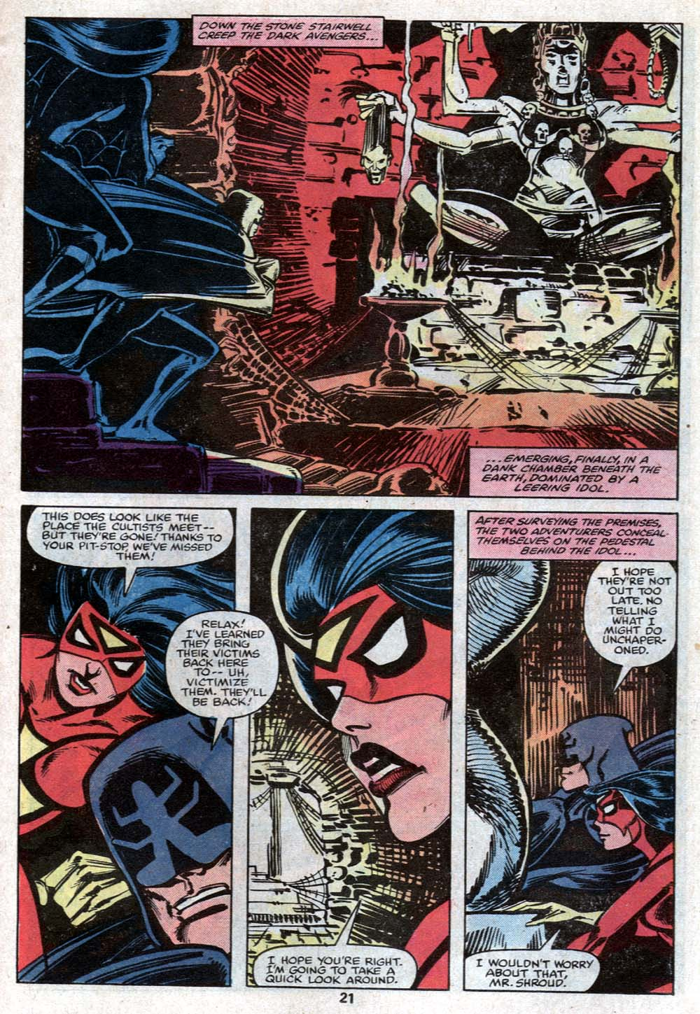 Spider-Woman (1978) Issue #15 #15 - English 13
