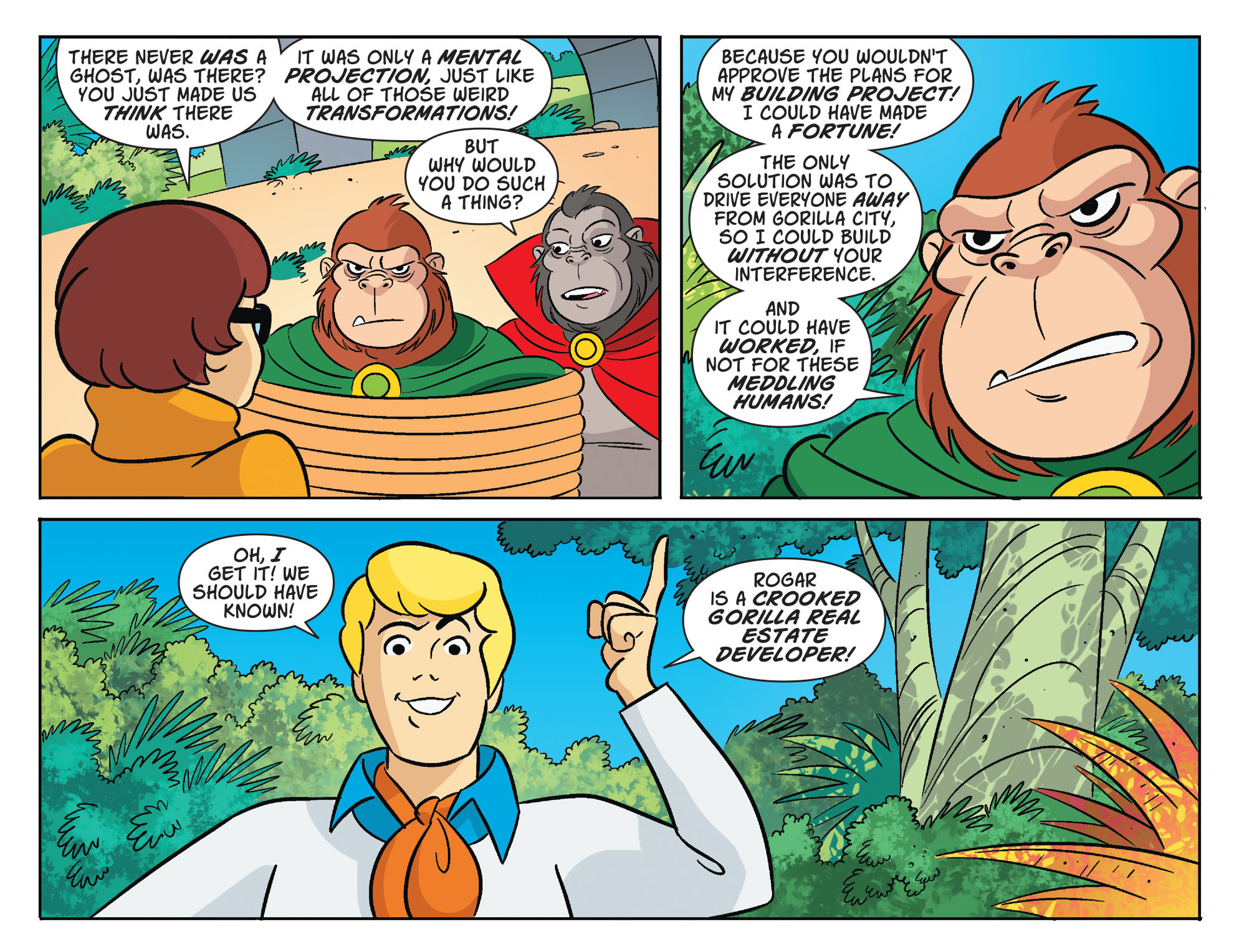Read online Scooby-Doo! Team-Up comic -  Issue #30 - 20
