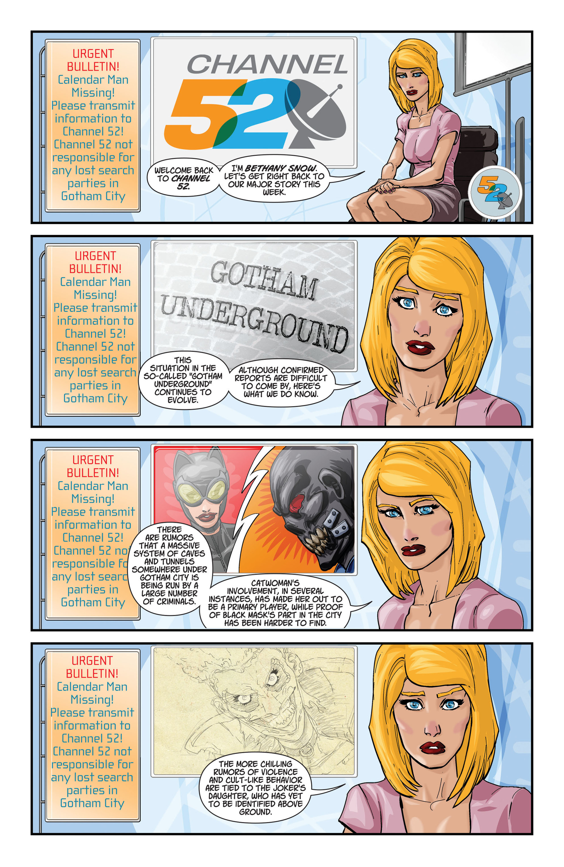 Read online Katana comic -  Issue #7 - 21