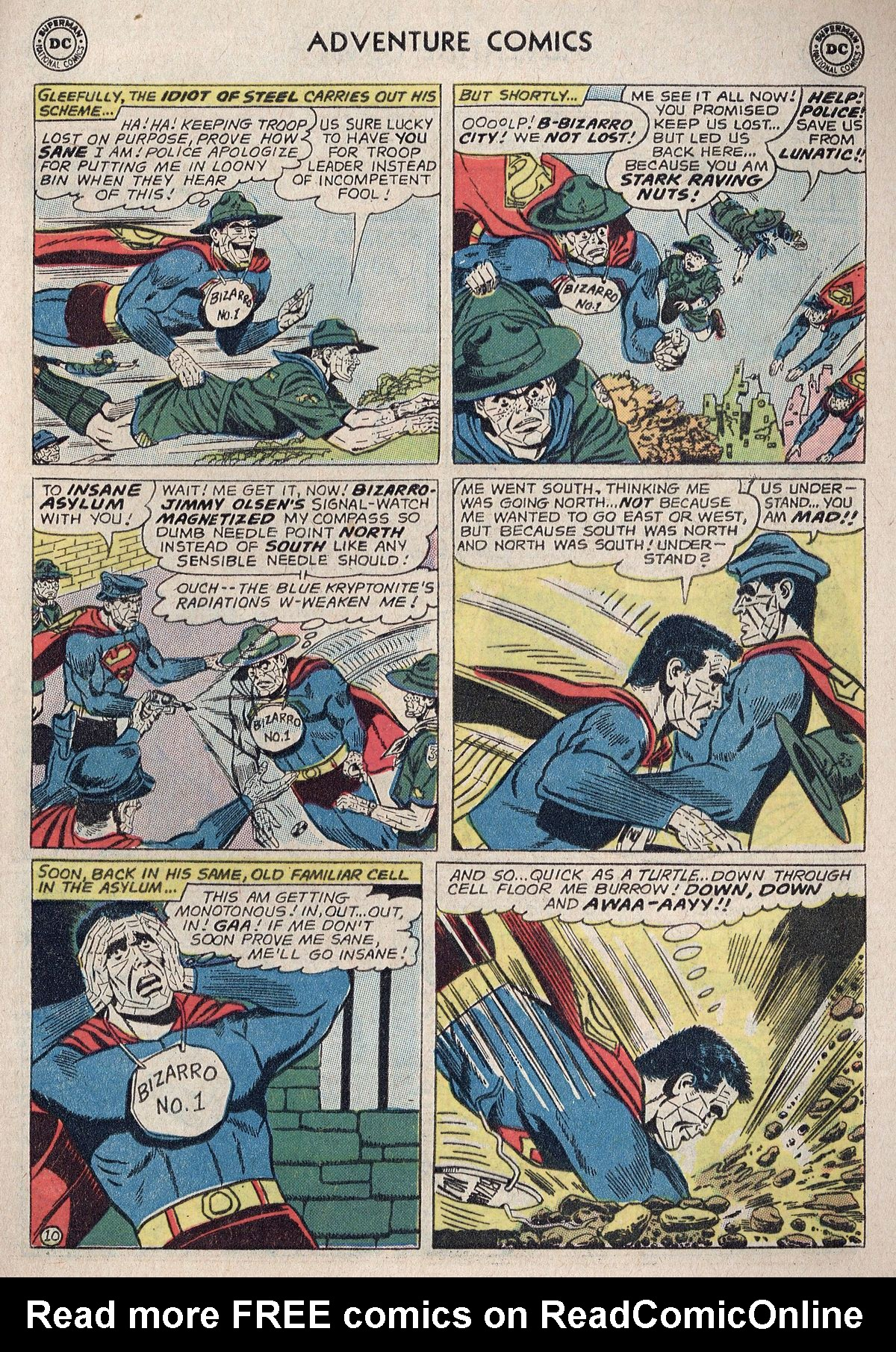 Read online Adventure Comics (1938) comic -  Issue #298 - 29