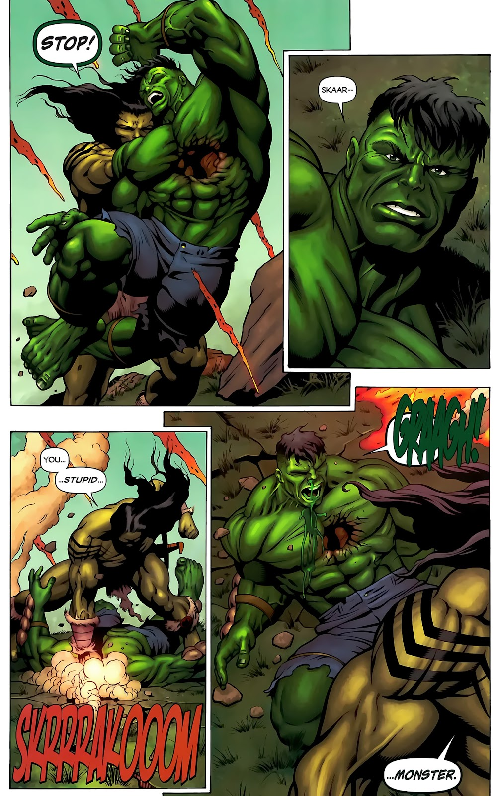Incredible Hulks (2010) Issue #625 #15 - English 17
