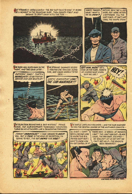 Sub-Mariner Comics #42 #42 - English 21