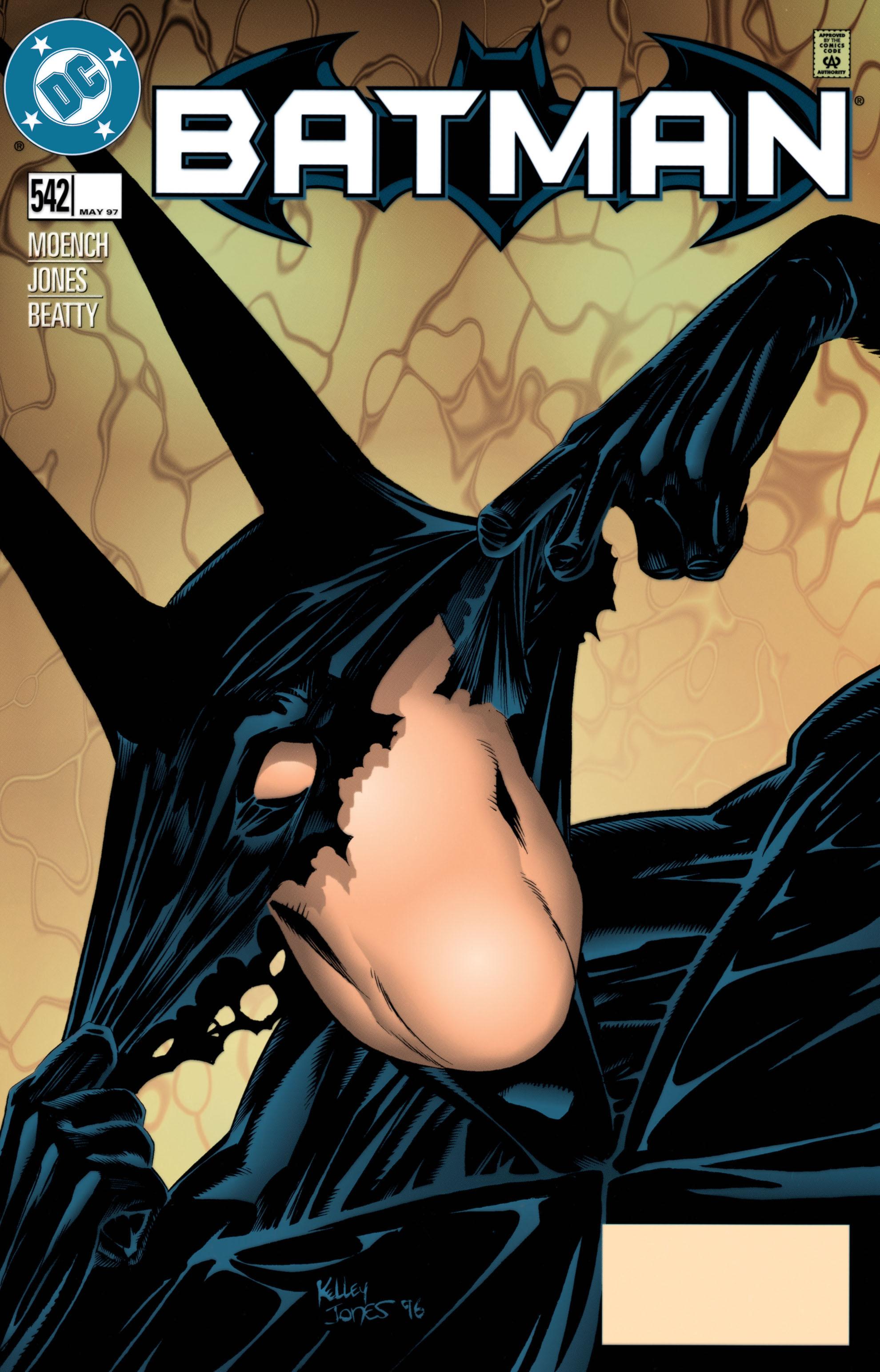 Batman (1940) 542 Page 1