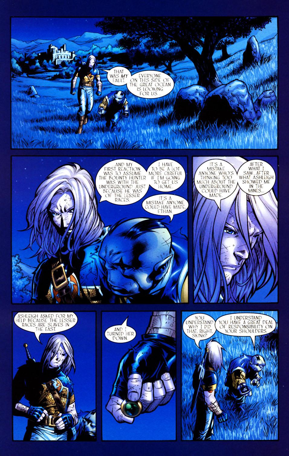 Read online Scion comic -  Issue #4 - 11