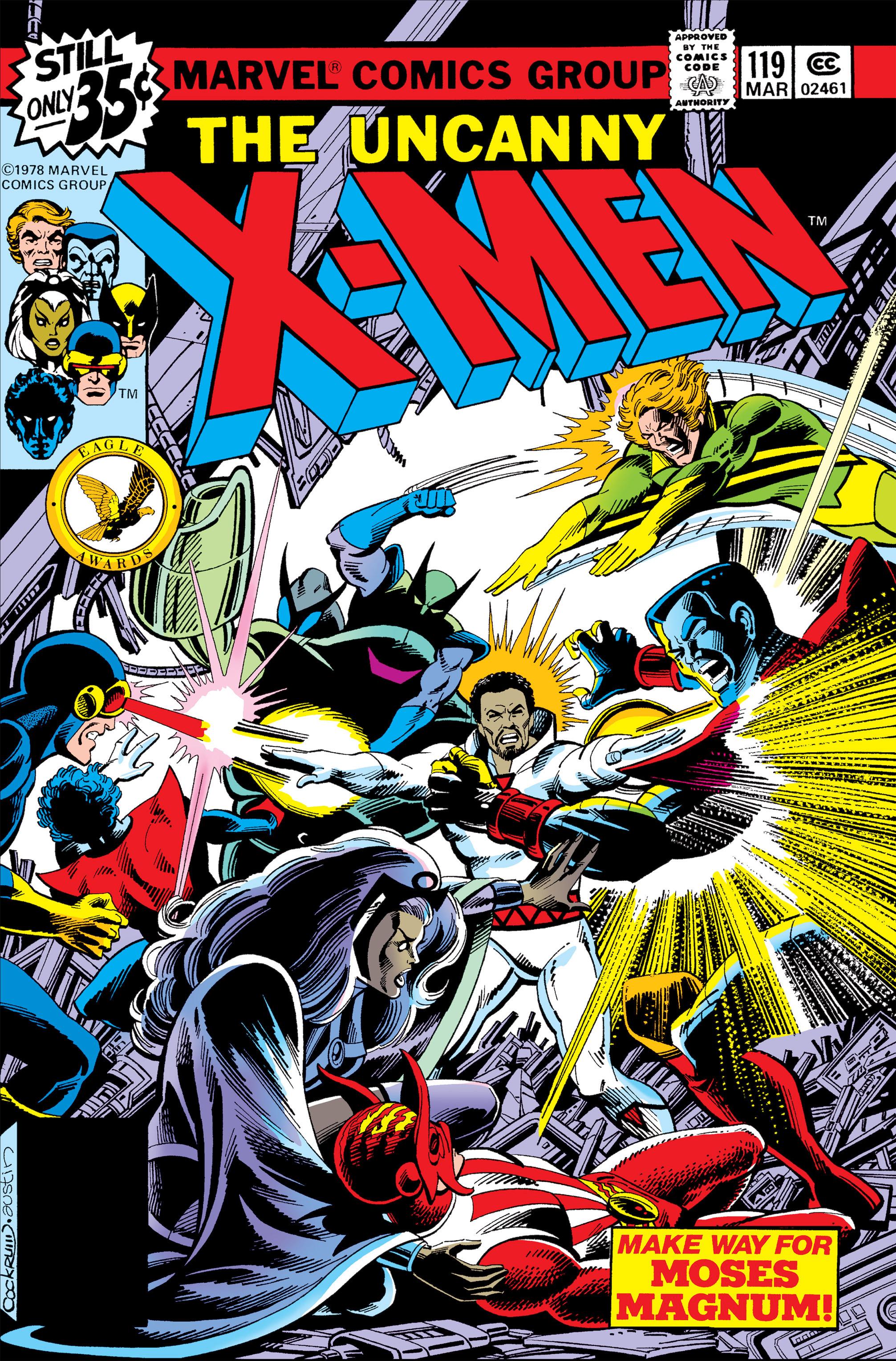 Uncanny X-Men (1963) 119 Page 1