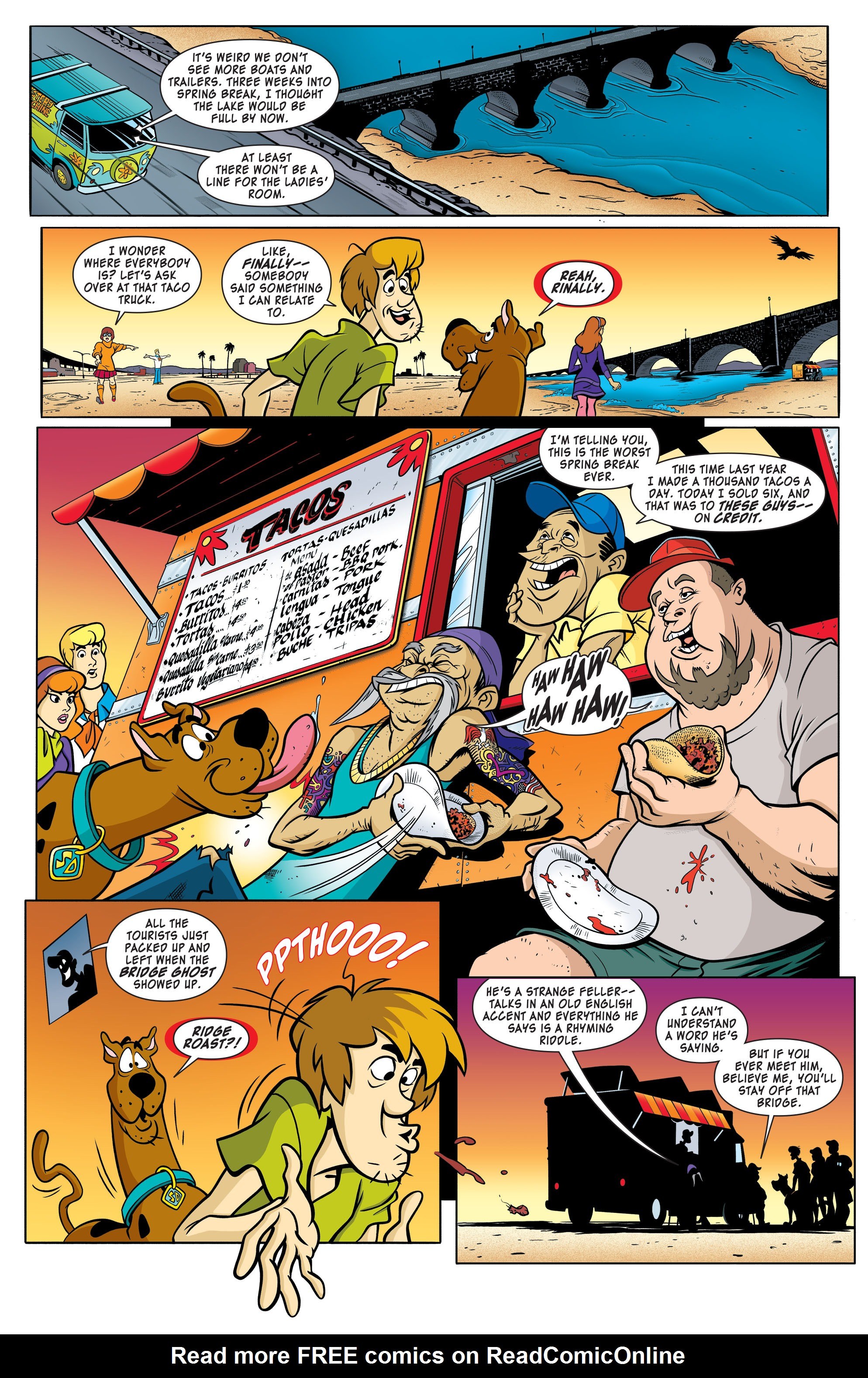 Read online Scooby-Doo: Where Are You? comic -  Issue #57 - 3