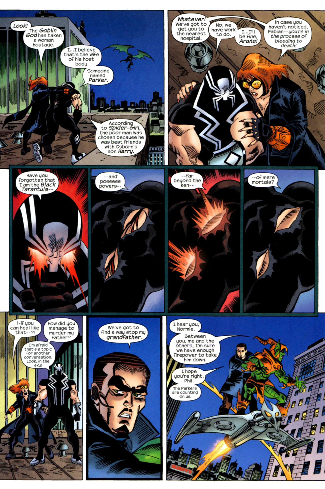 Amazing Spider-Girl #30 #31 - English 8