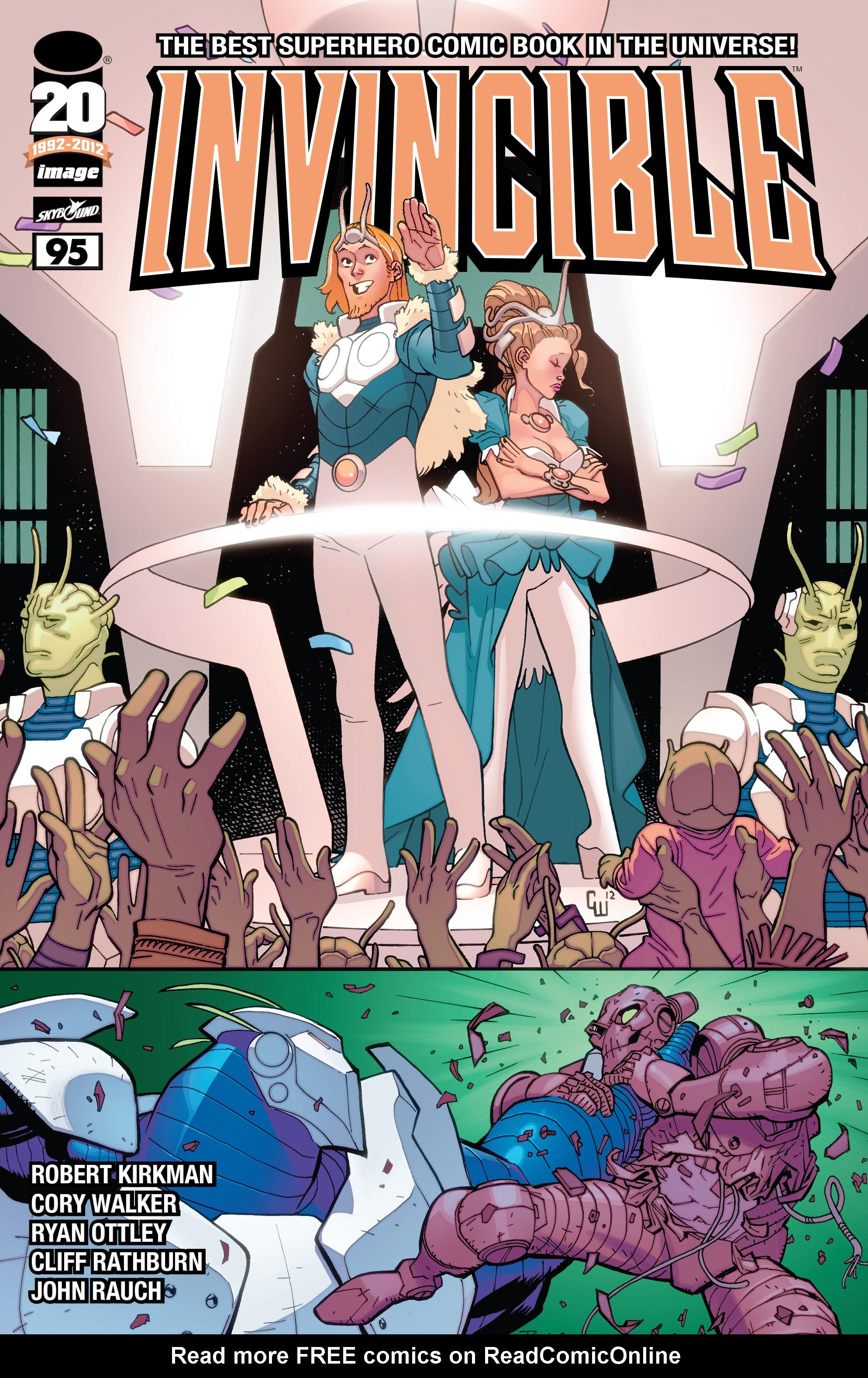 Invincible 95 Page 1