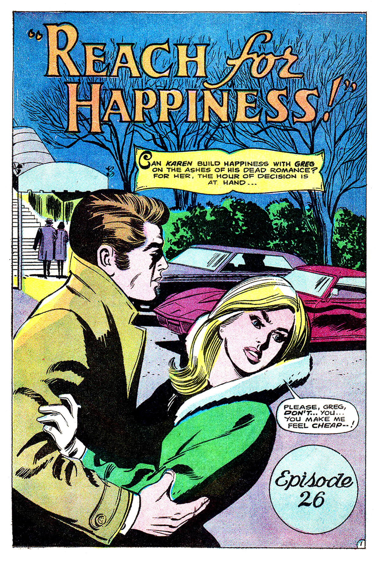 Read online Secret Hearts comic -  Issue #135 - 20
