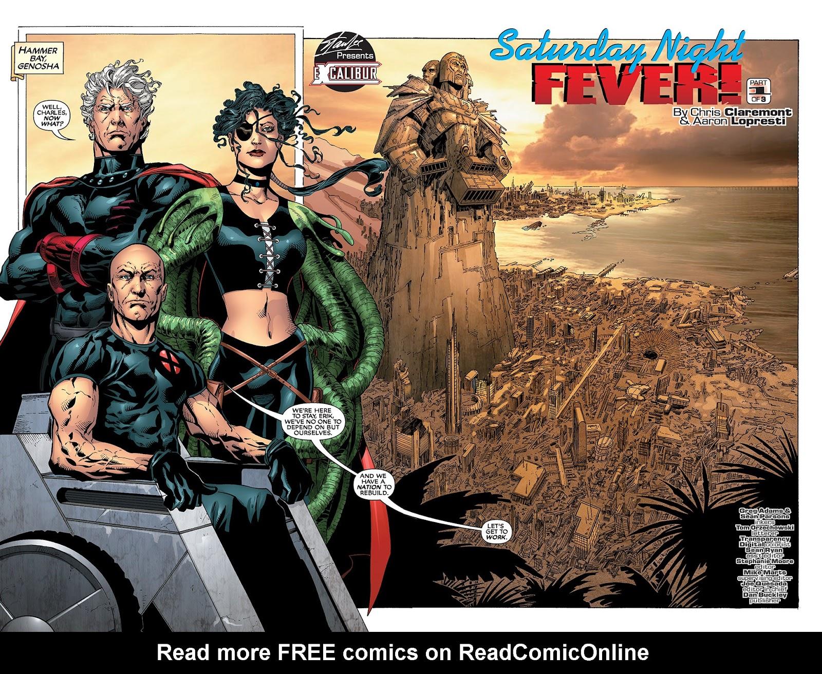 Excalibur (2004) Issue #8 #8 - English 3