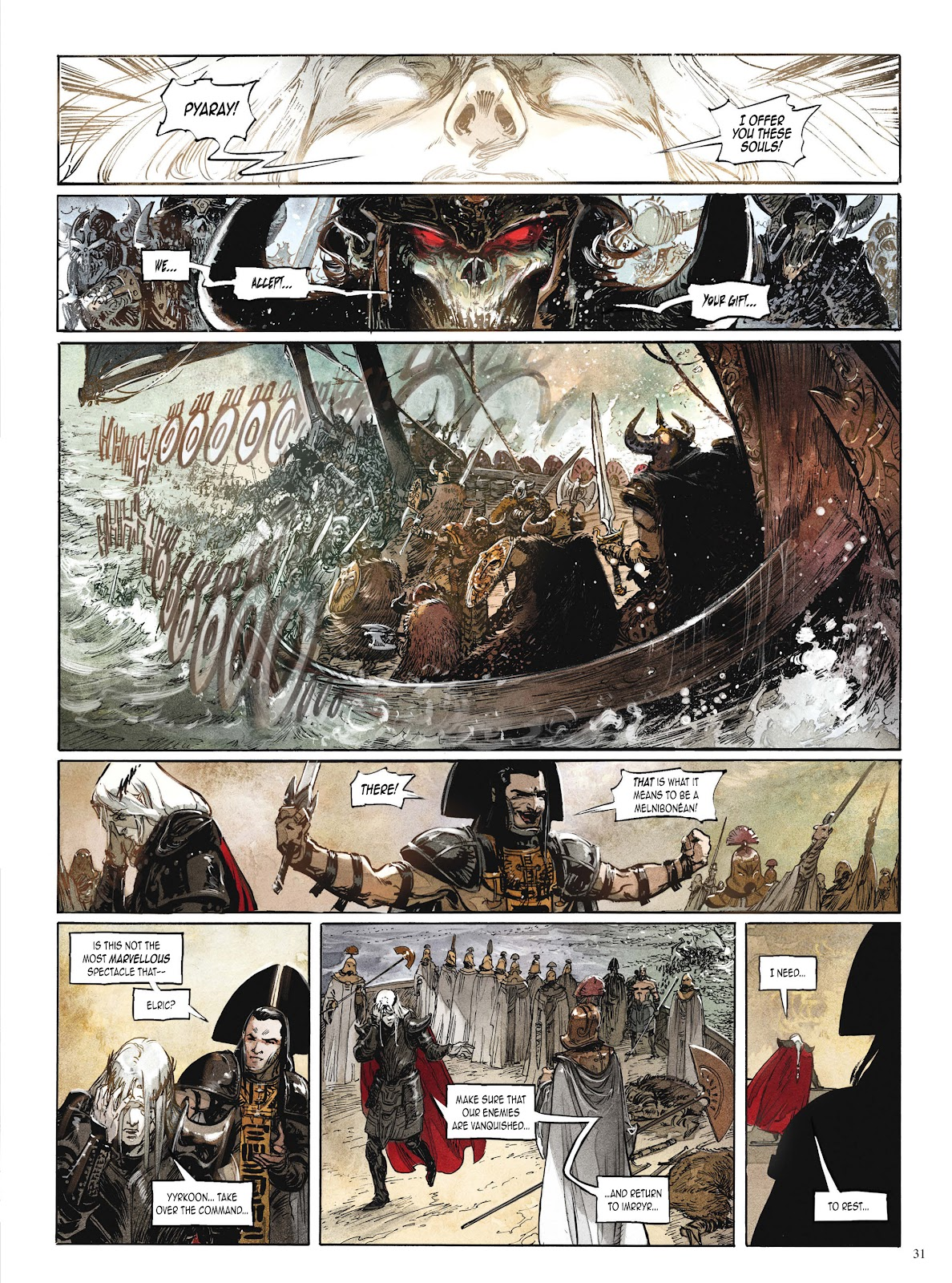 Elric (2014) TPB 1 #1 - English 30