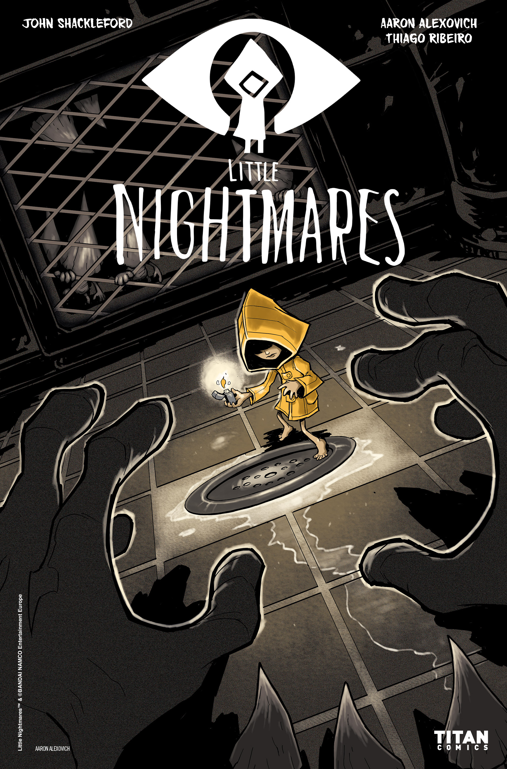 Little Nightmares issue 1 - Page 1