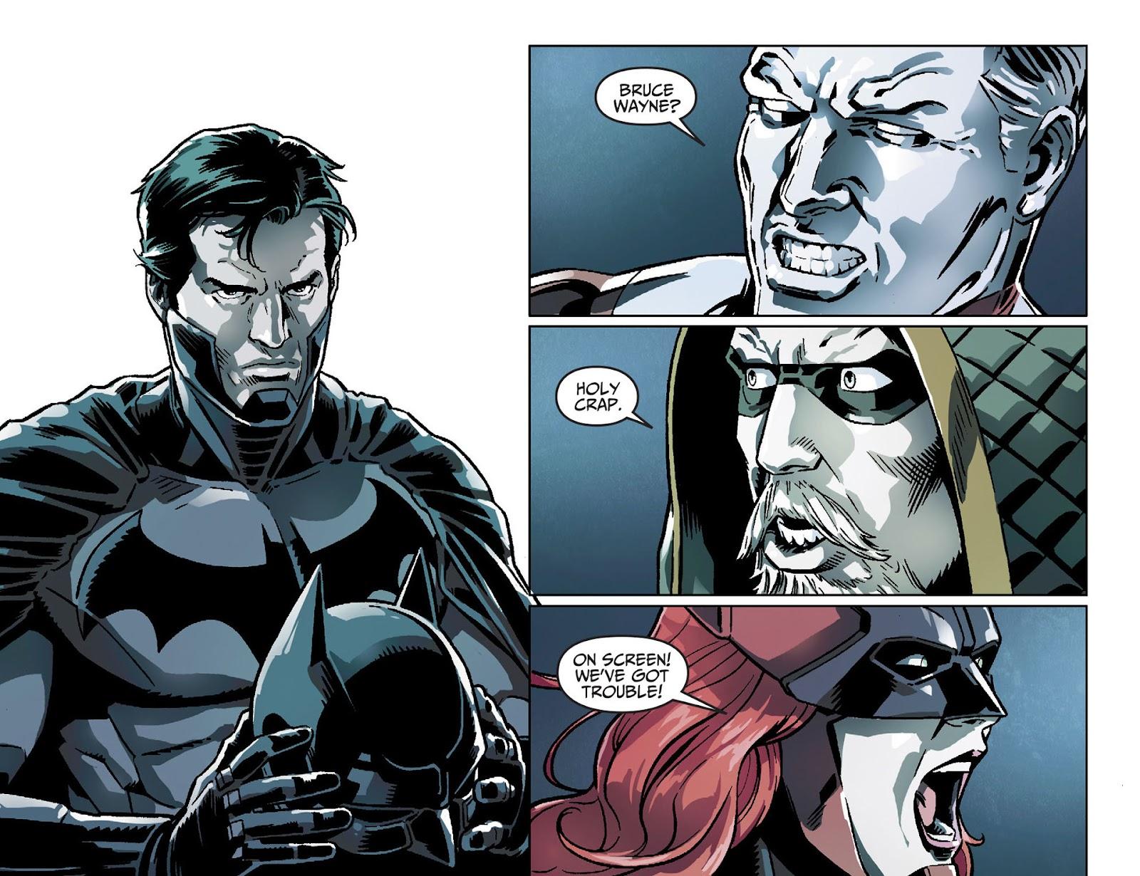 Injustice: Gods Among Us [I] Issue #25 #26 - English 13