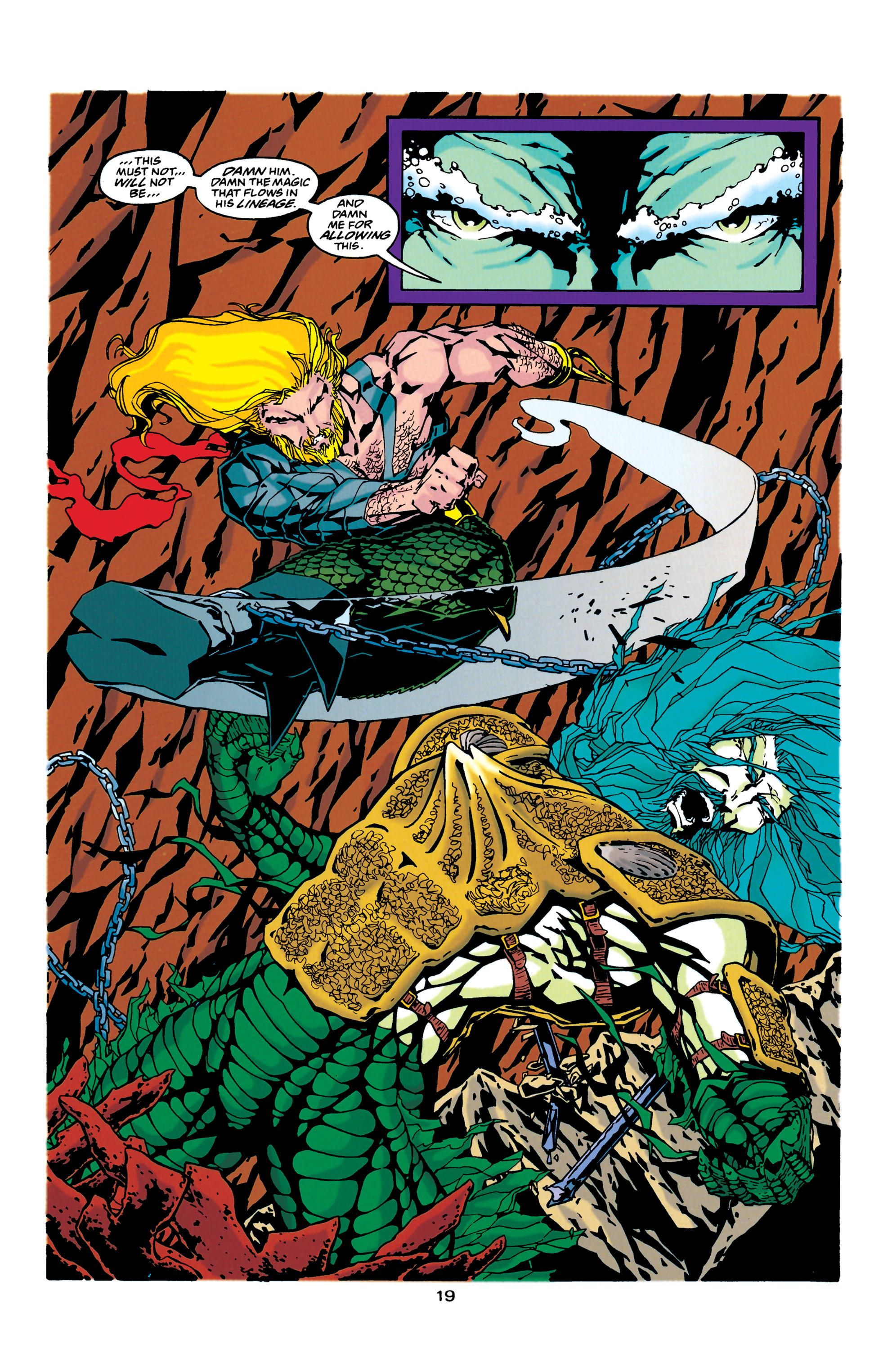 Read online Aquaman (1994) comic -  Issue #34 - 16