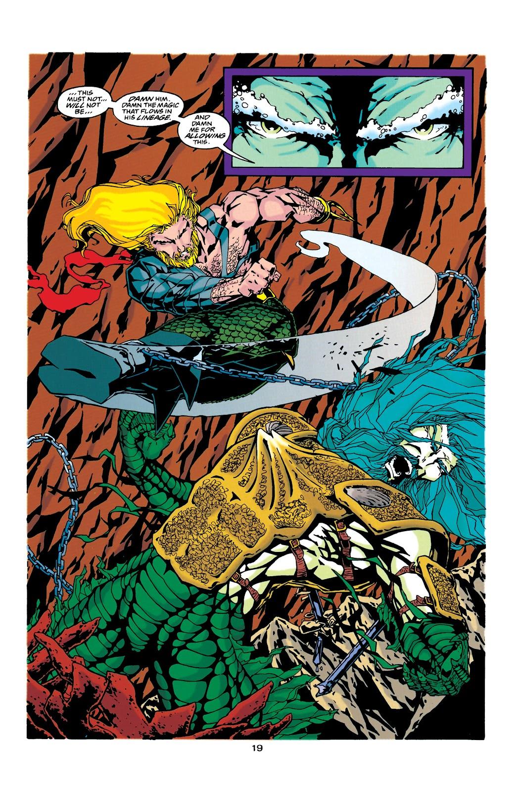 Aquaman (1994) Issue #34 #40 - English 16