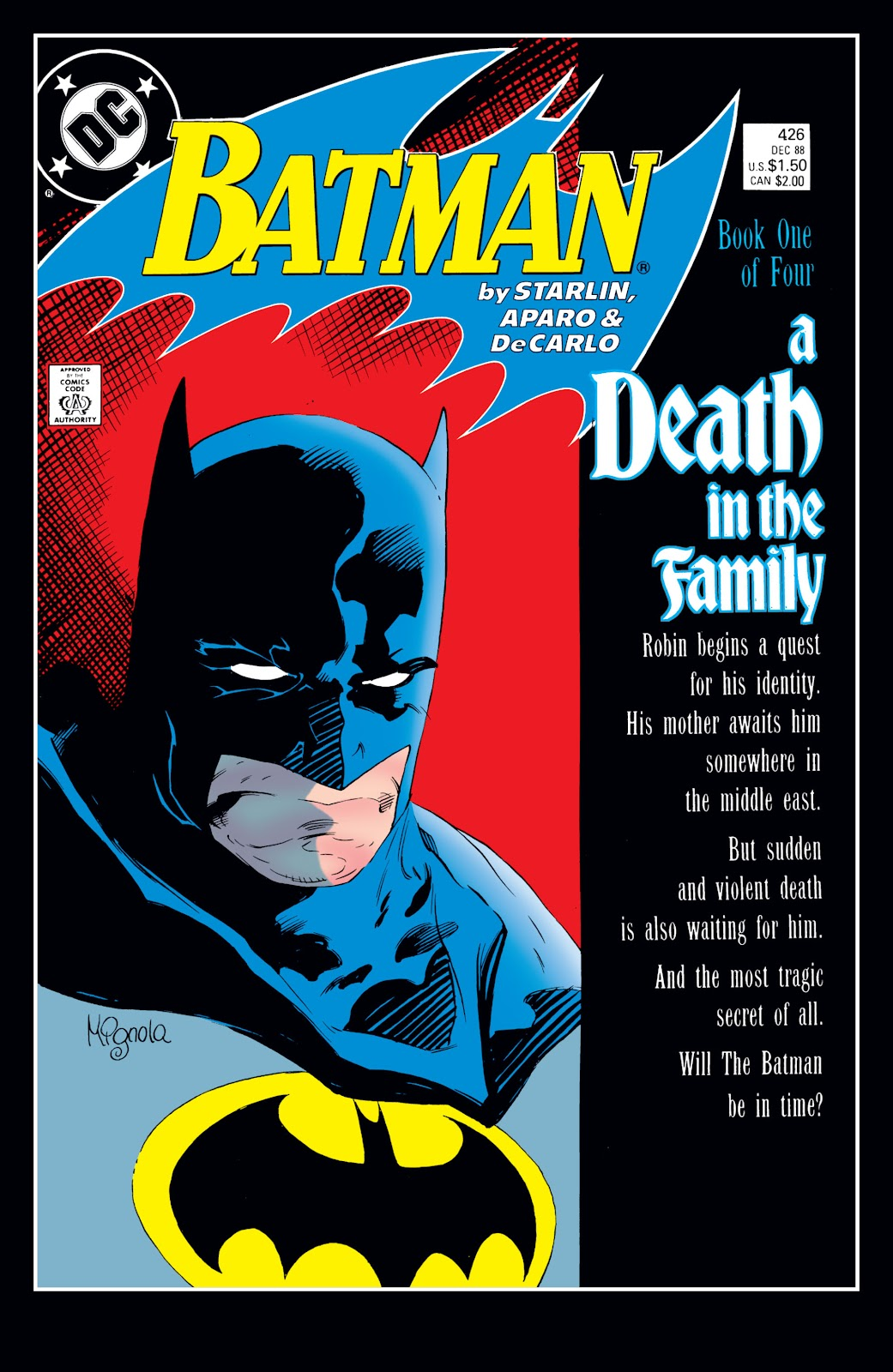 Batman: A Death in the Family Full #1 - English 6