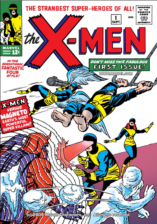 Uncanny X-Men (1963) 1 Page 1