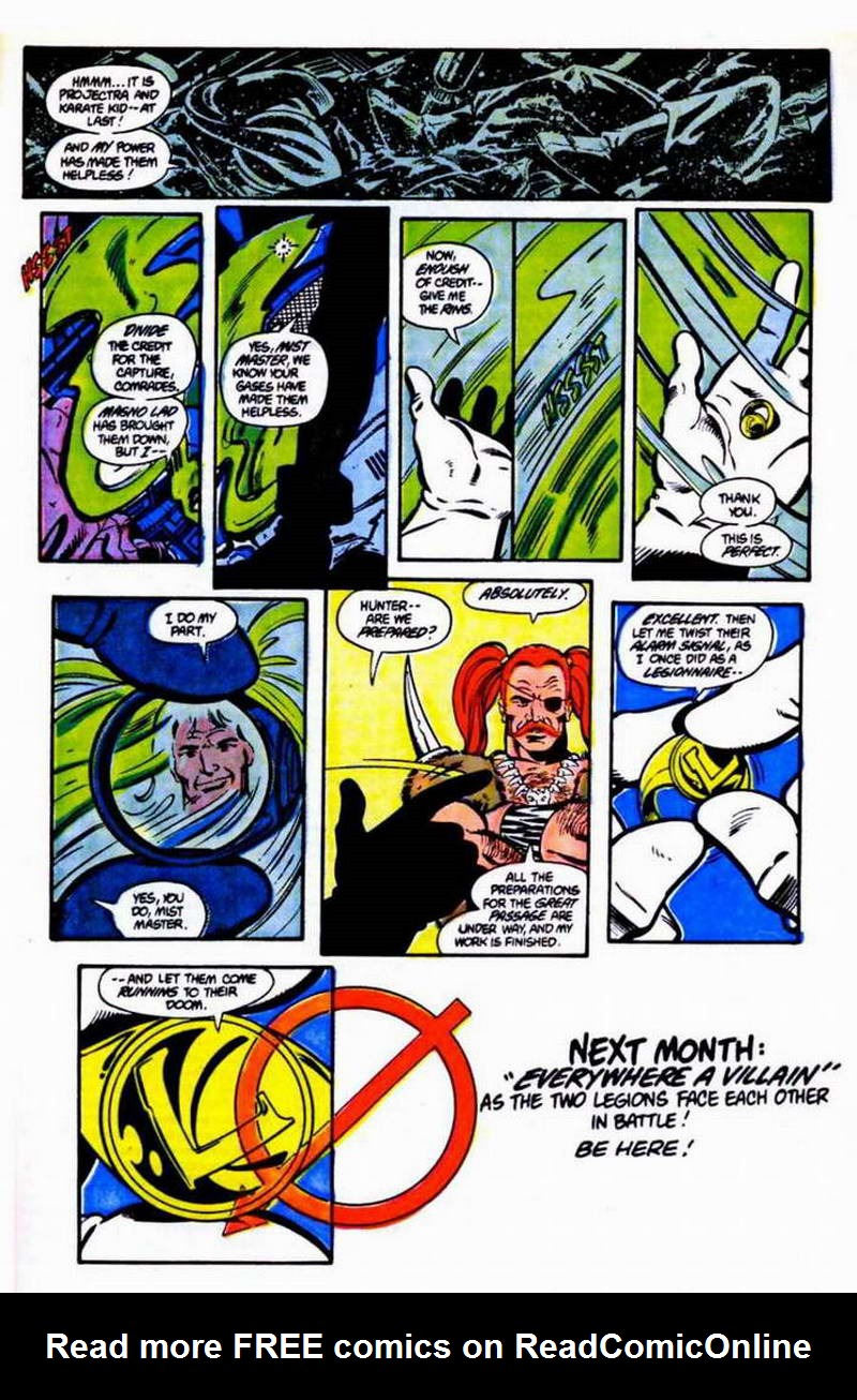 Tales of the Legion Issue #327 #14 - English 24