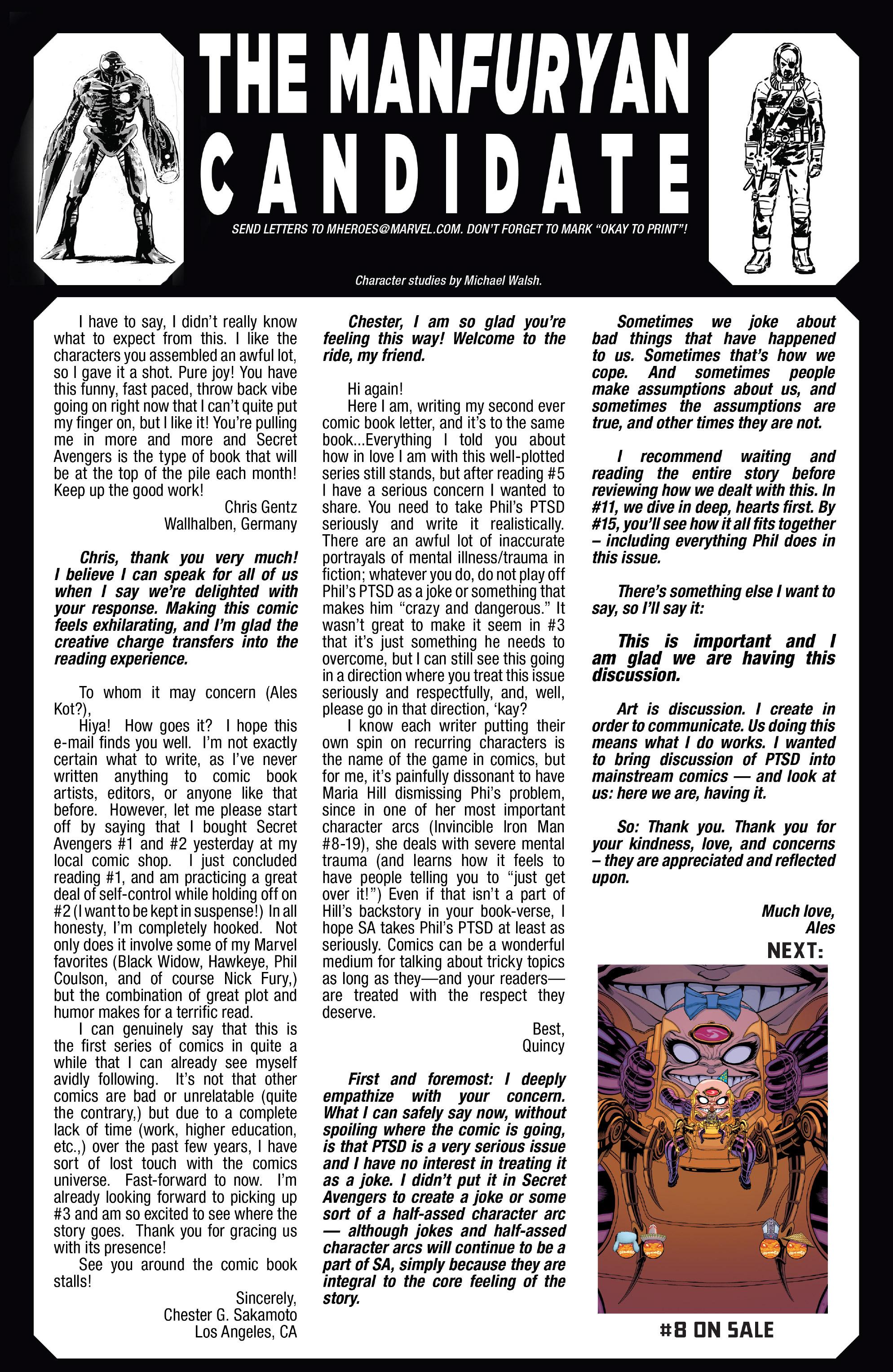 Read online Secret Avengers (2014) comic -  Issue #7 - 20