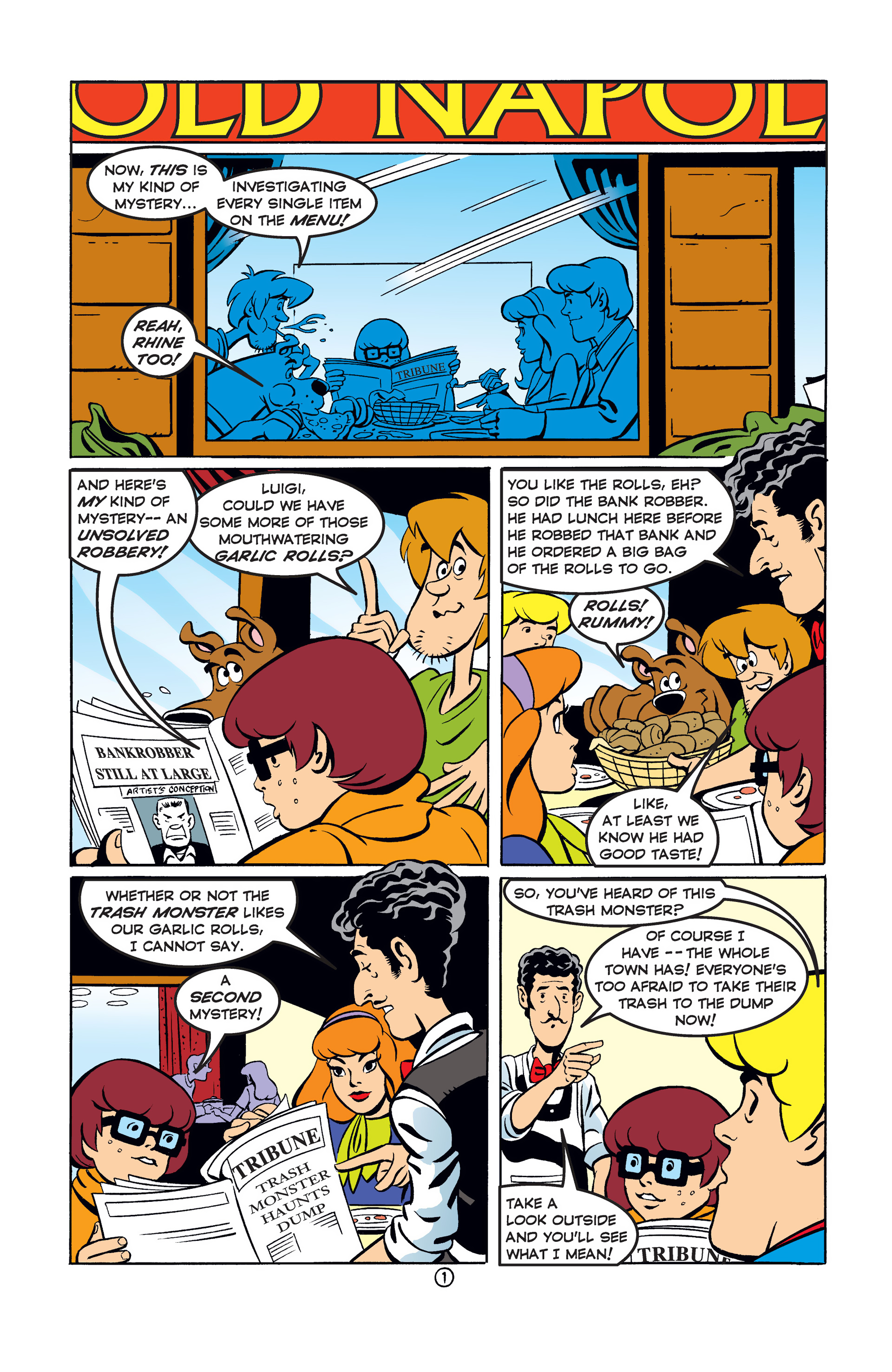 Read online Scooby-Doo (1997) comic -  Issue #41 - 14