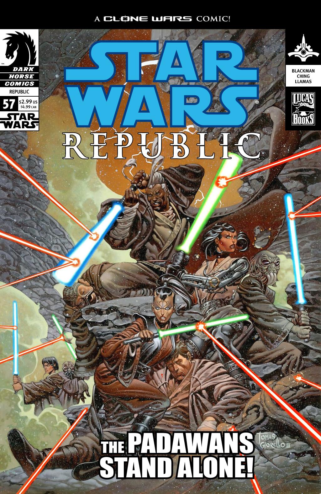 Star Wars: Republic 57 Page 1