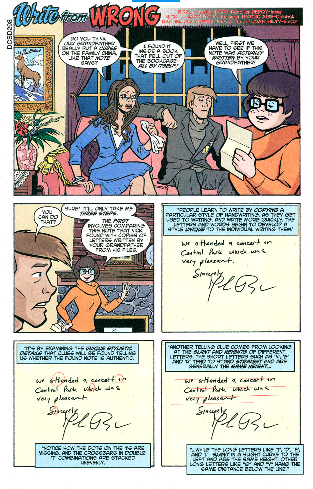 Read online Scooby-Doo (1997) comic -  Issue #94 - 17
