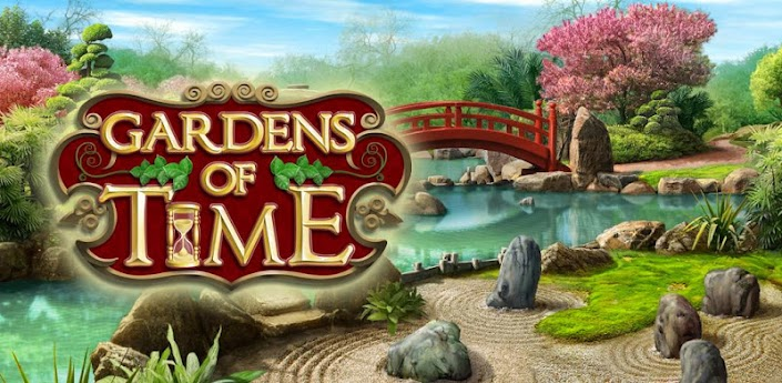 Hidden Objects:Gardens of Time Android Cracked