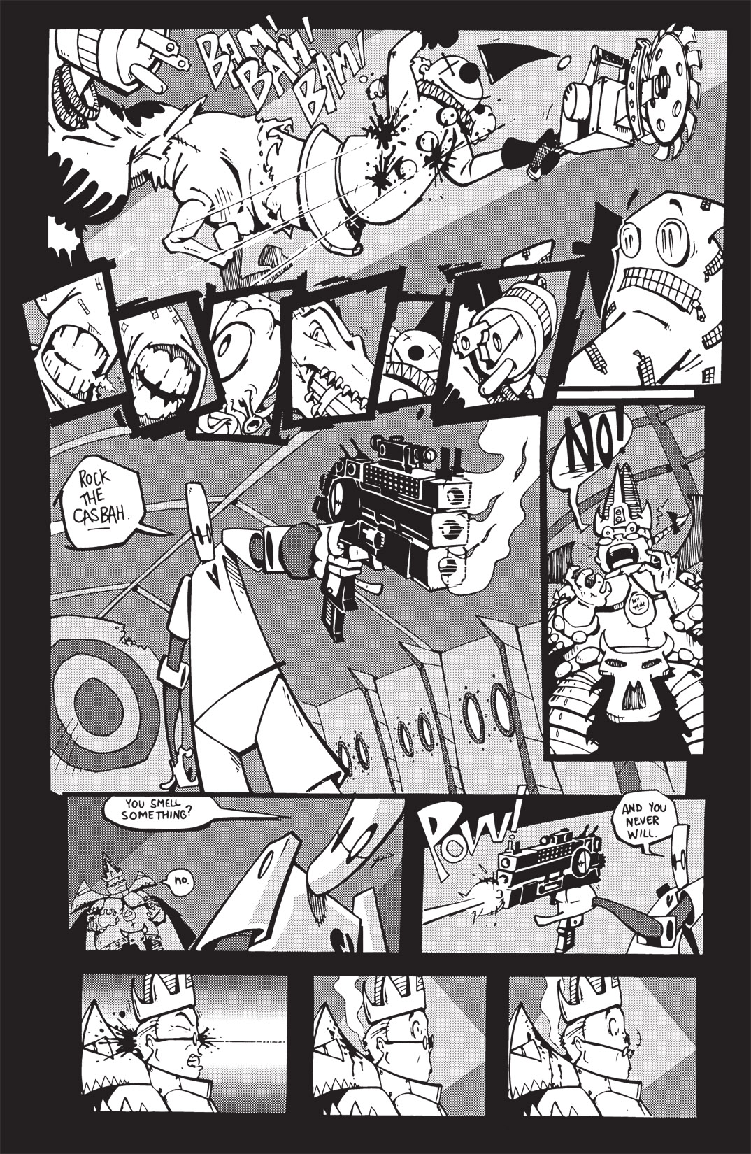 Read online Scud: The Disposable Assassin: The Whole Shebang comic -  Issue # TPB (Part 2) - 230