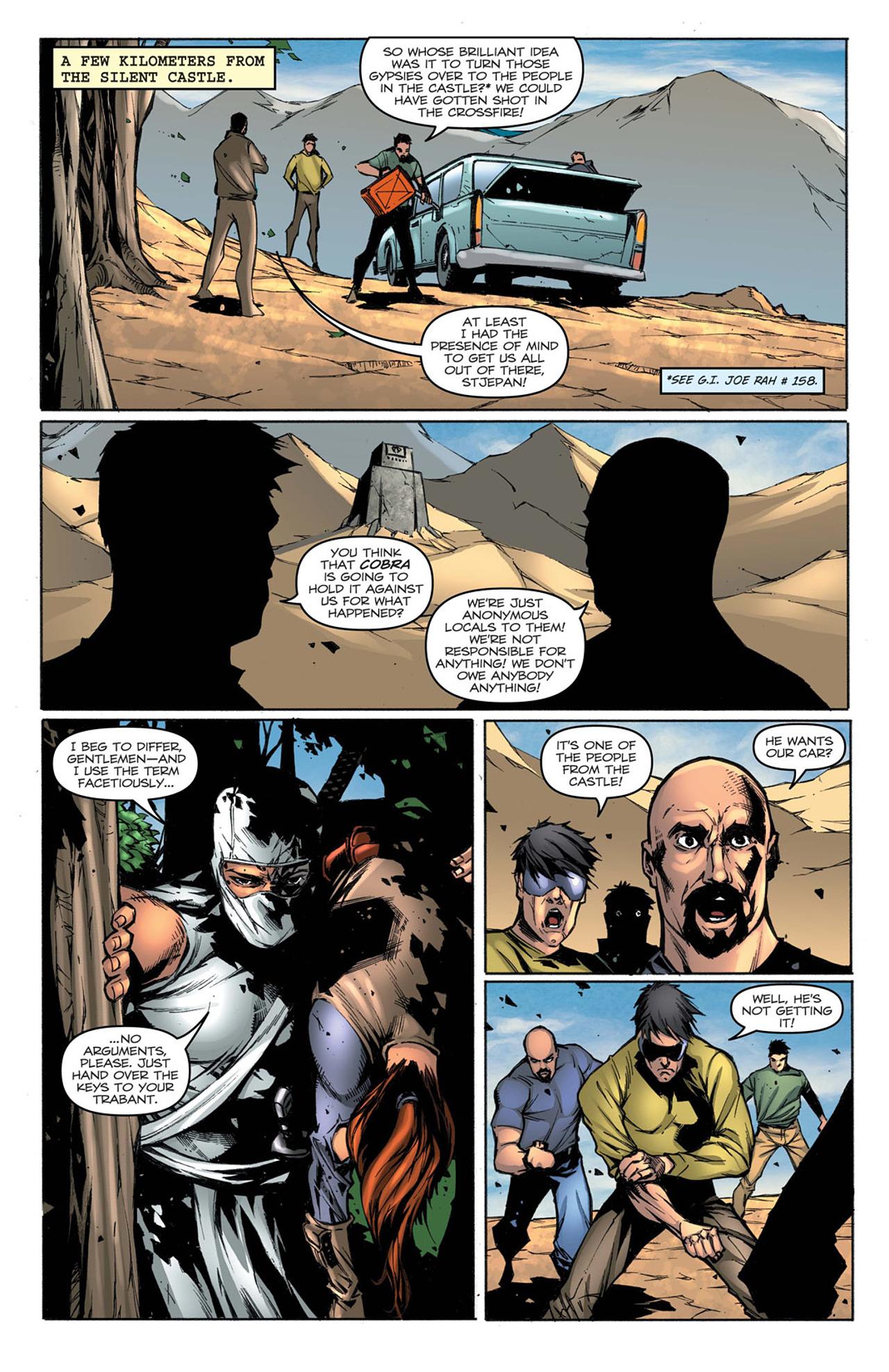 G.I. Joe: A Real American Hero 160 Page 8