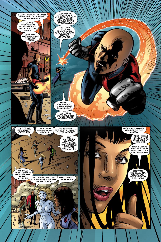 Excalibur (2004) Issue #12 #12 - English 17