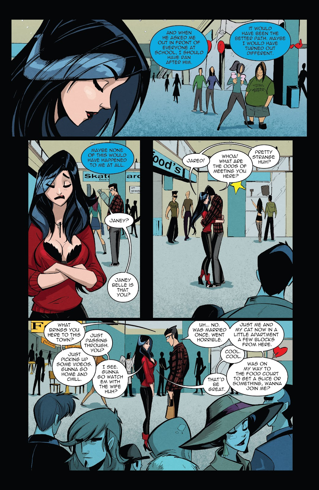 Zombie Tramp: VD Special Full Page 10