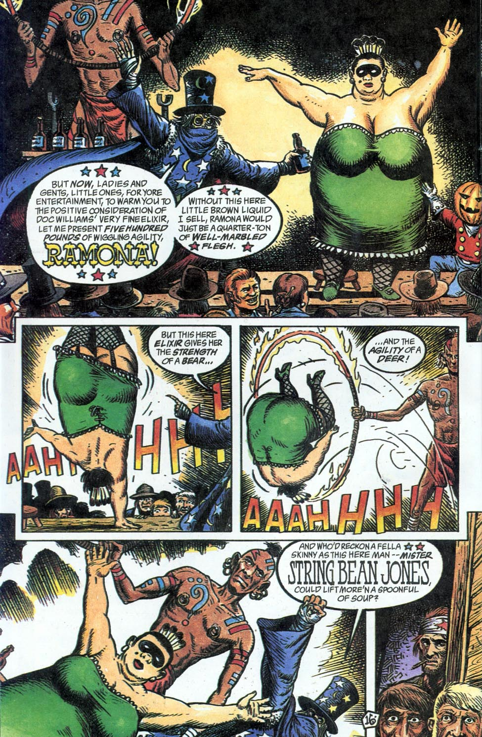 Jonah Hex: Two-Gun Mojo Issue #3 #3 - English 18