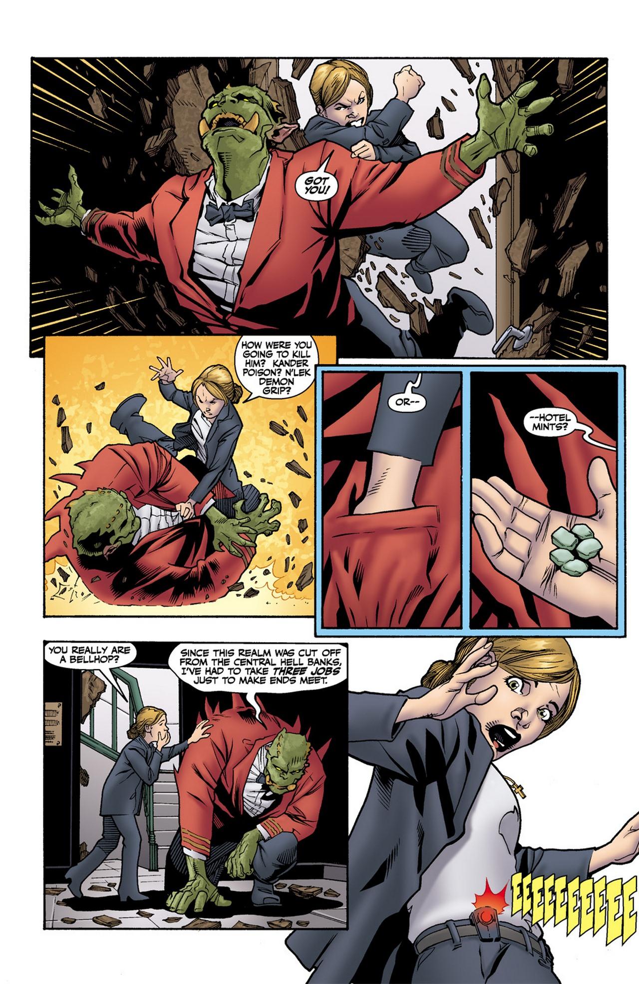 Read online Buffy the Vampire Slayer Season Nine comic -  Issue #11 - 7
