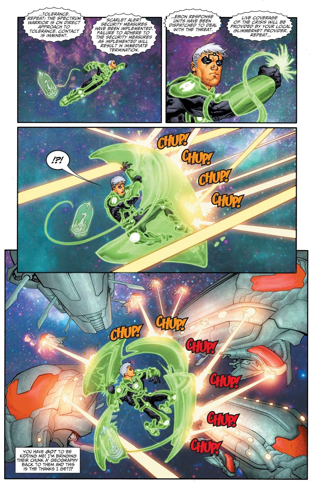 Threshold (2013) Issue #6 #6 - English 16