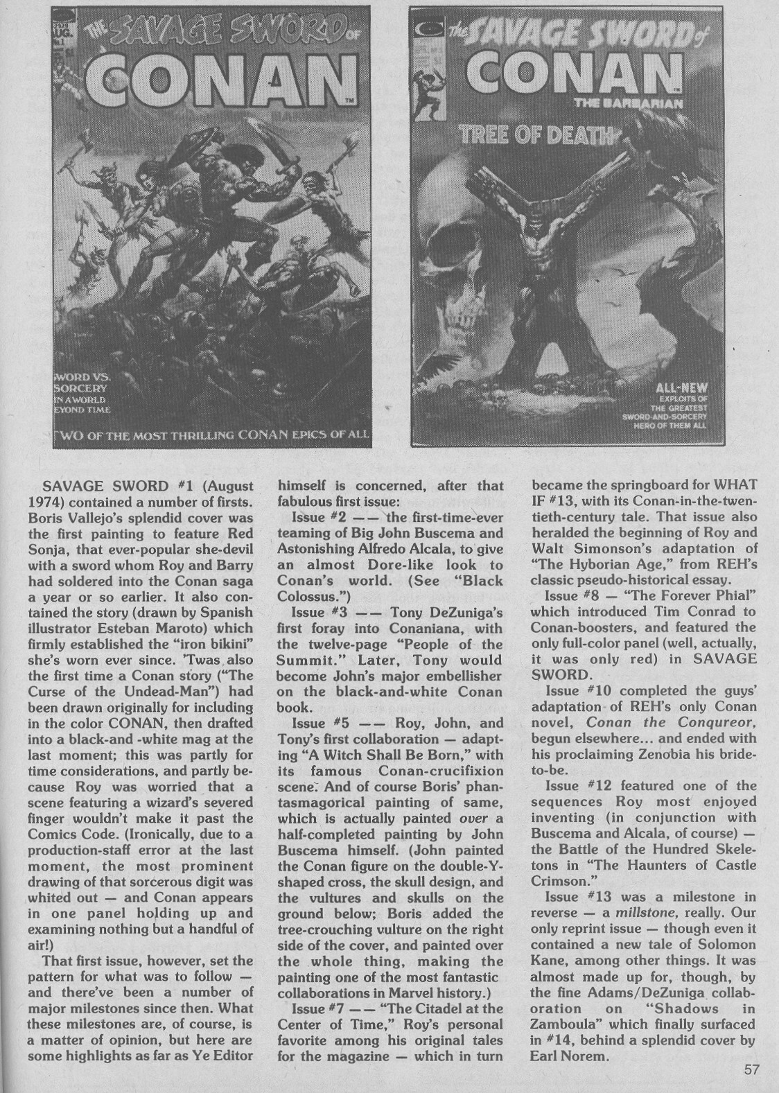 The Savage Sword Of Conan Issue #50 #51 - English 57