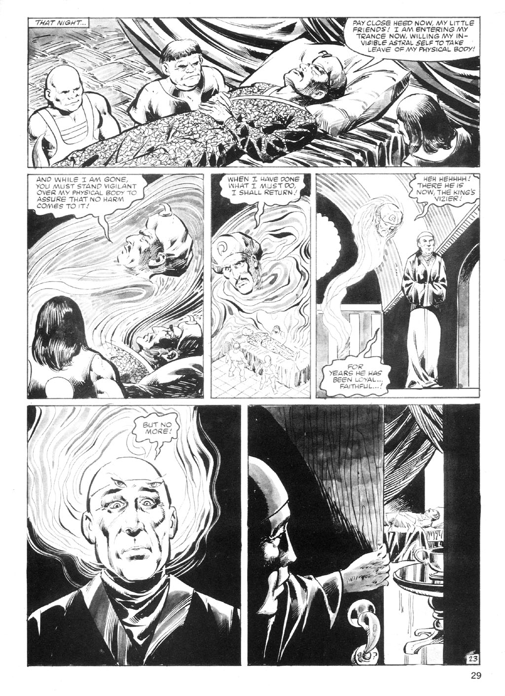 The Savage Sword Of Conan Issue #94 #95 - English 28